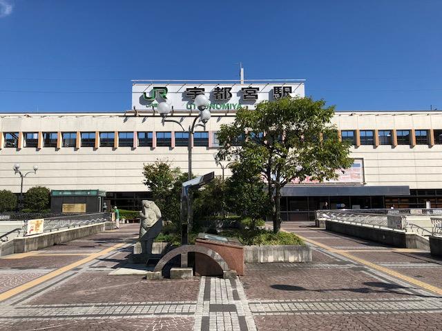 宇都宮の地域ブログ『宇都宮駅前周辺ガイド みや散歩』開設