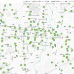 宇都宮の路線バスのバス停・時刻表・運賃の検索方法
