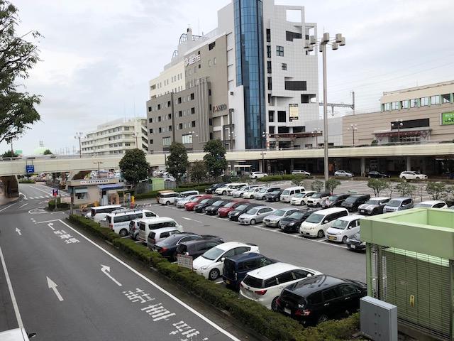 宇都宮駅西口エリア周辺の駐車場ガイド