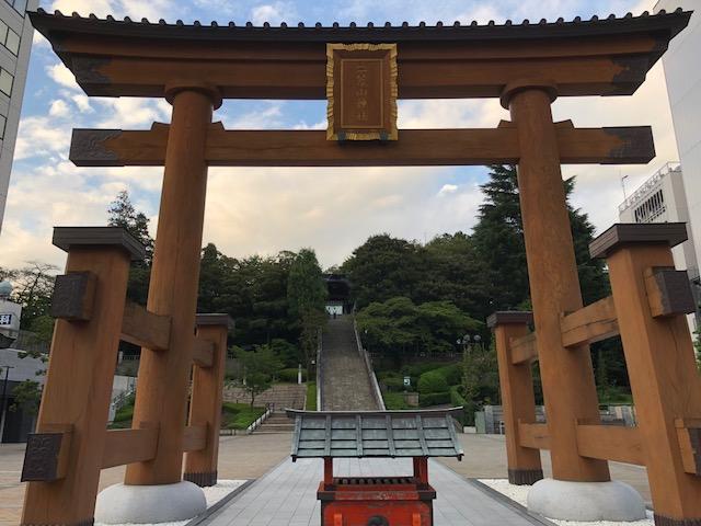 歴史と伝説を残すパワースポット宇都宮二荒山神社