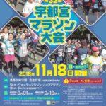 宇都宮マラソン大会2018のコース・交通規制・駐車場・シャトルバス