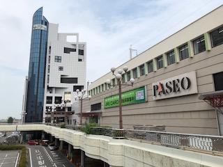 宇都宮駅ビルPACEO